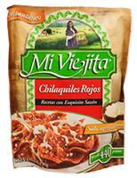 Chilaquiles Rojos Mi Viejita