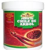 Chile arbol en pasta Mexichef