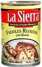Frijol refrito con queso La Sierra