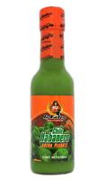 Salsa de chile habanero picante verde La Extra