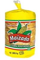 Tostadas Maizada + Regalo 1 salsa verde 370ml clemente jacques