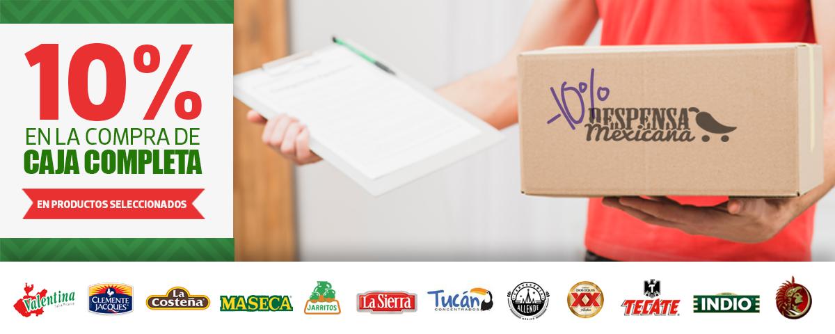 Tienda online productos mexicanos en España y Euriopa