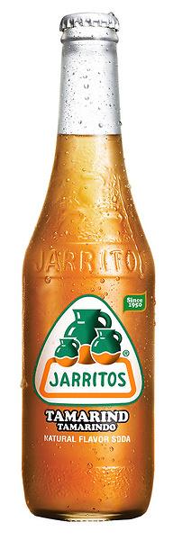 Jarritos sabor Tamarindo 370ml Botella Cristal Caja completa 24 uds caja