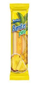 Barritas Rellenas Marinela 402gr caja Piña