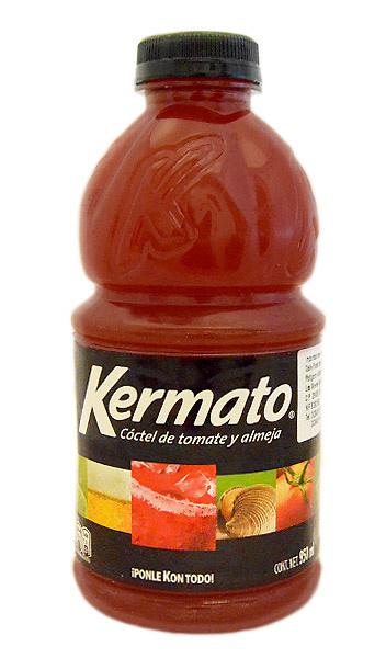 Cóctel de tomate y almeja - Kermato