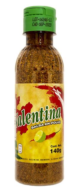 Chile en polvo con limón (Valentina)