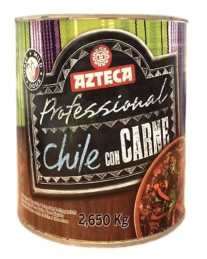 Chili con carne Azteca