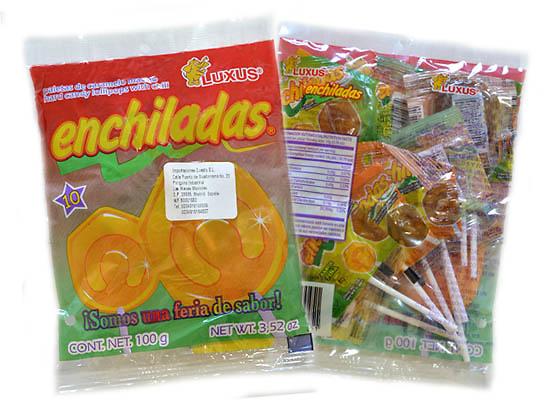 Paleta enchilada