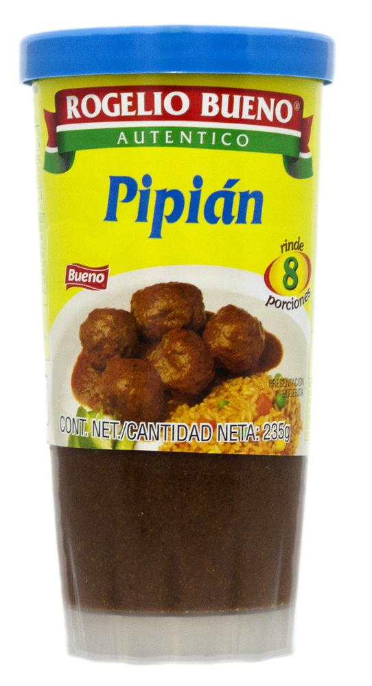 Pipian en pasta Rogelio Bueno