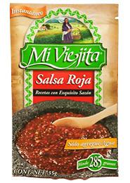Salsa Roja Mi Viejita Deshidratada