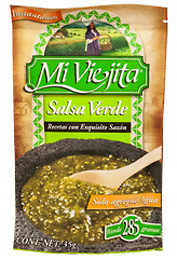 Salsa Verde Mi Viejita Deshidratada