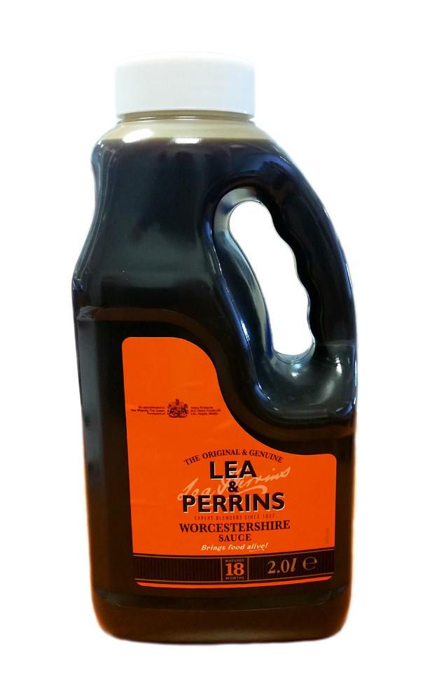 Salsa Worcester Lea&Perrins 2/2 litros Heinz