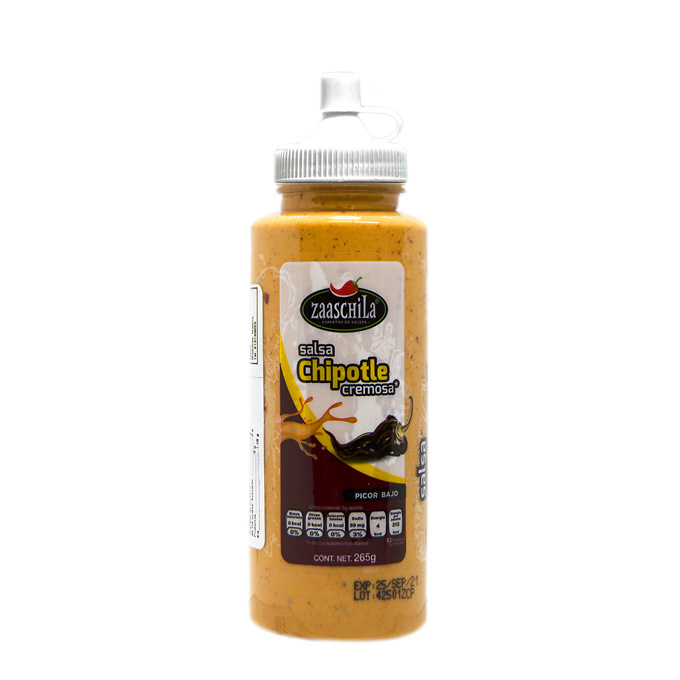 Salsa cremosa Chipotle Zaaschila