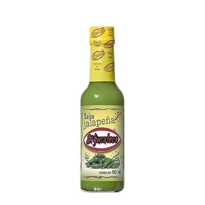 Salsa de chile jalapeño
