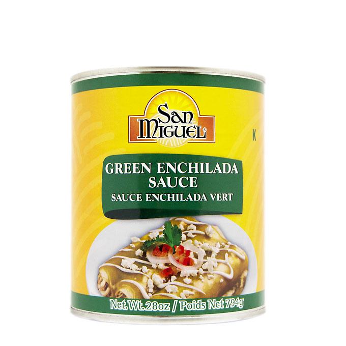 Salsa enchilada verde San Miguel