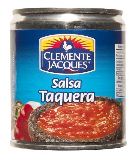Salsa taquera 220ml Clemente Jacques