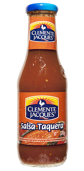 Salsa taquera 370ml Clemente Jacques