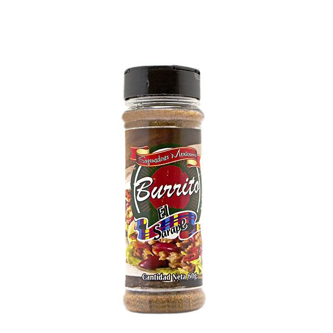 Sazonador Burrito El Sarape