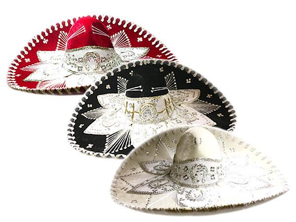 Sombrero Charro Mexicano.
