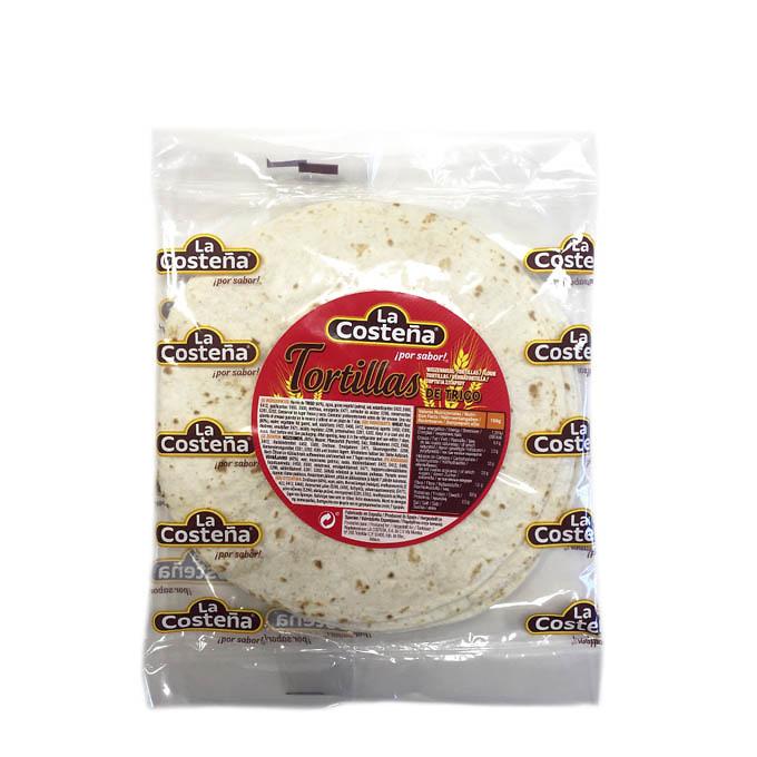 Tortilla de Trigo 20cm La Costeña