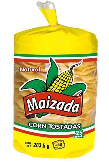 Tostadas Maizada