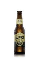Allende Agave Lager. Cerveza artesanal mexicana.