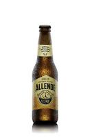 Allende Golden Ale. Cerveza artesanal mexicana.