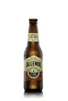 Cerveza Allende Brown Ale.