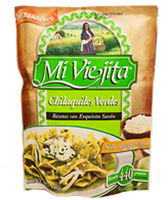 Chilaquiles Verdes Mi Viejita