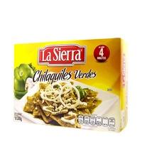 """Chilaquiles verdes """"La Sierra"""""""