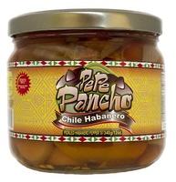 Chiles habaneros rojos (cortados) Pepe Pancho