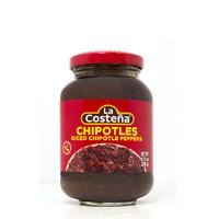 """Chipotles adobados troceados """"La Costeña"""""""