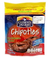 Chipotles bolsa 320gr Clemente Jacques