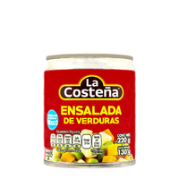 """Ensalada de verduras """"La Costeña"""""""