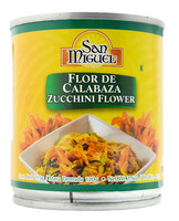 Flor de calabaza 215g San Miguel