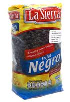 Frijol negro en grano La Sierra
