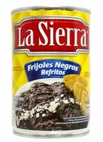 "Frijol negro refrito ""La Sierra"""