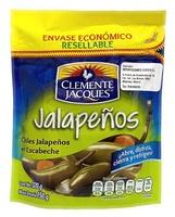 Jalapeños enteros bolsa Clemente Jacques