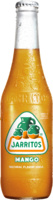 Jarritos mango. Refresco mexicano fruta natural sin cafeína