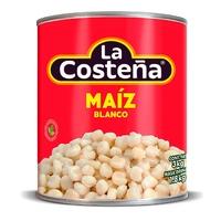"""Maíz Blanco 3kg """"La Costeña"""""""