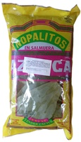 Nopales enteros en salmuera ( al natural ) 1kg