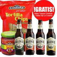 Promoción Degustación Cervezas Allende