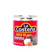 """Salsa chipotle 220gr """"La Costeña"""""""