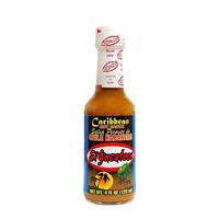 """Salsa de chile habanero  Caribbean """"El Yucateco"""""""