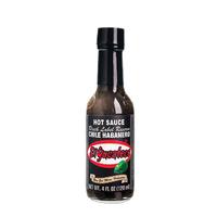 """Salsa de chile habanero etiqueta negra """"El Yucateco"""""""