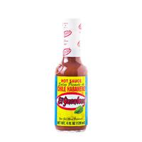 """Salsa de chile habanero roja """"El Yucateco"""""""