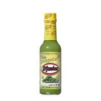"Salsa de chile jalapeño ""El Yucateco"""