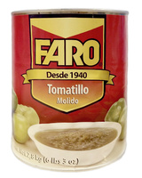 "Salsa de tomatillo molido 2,8 kg """"Faro"""""