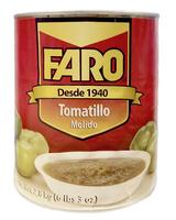 "Salsa de tomatillo molido 3kg ""Faro"""