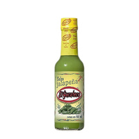 Salsa jalapeña 150ml Yucateco